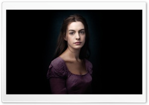 Les Miserables - Anne Hathaway as Fantine HD Wide Wallpaper for Widescreen