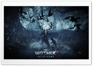 Leshy - The Witcher 3 Wild Hunt HD Wide Wallpaper for Widescreen