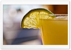 Lets Take A Margarita Time Out HD Wide Wallpaper for Widescreen