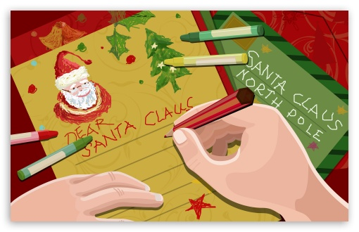 Letter For Santa Claus Christmas UltraHD Wallpaper for Wide 16:10 5:3 Widescreen WHXGA WQXGA WUXGA WXGA WGA ; 8K UHD TV 16:9 Ultra High Definition 2160p 1440p 1080p 900p 720p ; Standard 3:2 Fullscreen DVGA HVGA HQVGA ( Apple PowerBook G4 iPhone 4 3G 3GS iPod Touch ) ; Mobile 5:3 3:2 16:9 - WGA DVGA HVGA HQVGA ( Apple PowerBook G4 iPhone 4 3G 3GS iPod Touch ) 2160p 1440p 1080p 900p 720p ;