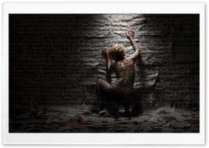 LETTERS Ultra HD Wallpaper for 4K UHD Widescreen desktop, tablet & smartphone