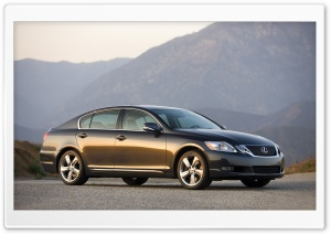 Lexus GS 350 Car 1 HD Wide Wallpaper for Widescreen