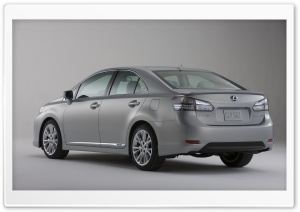 Lexus HS250H Car HD Wide Wallpaper for Widescreen