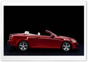 Lexus IS250C Convertible 2 HD Wide Wallpaper for Widescreen