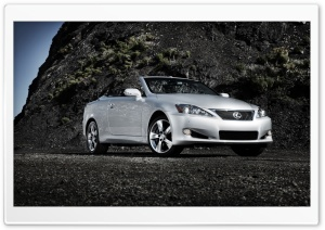 Lexus IS 350 Convertible HD Wide Wallpaper for 4K UHD Widescreen desktop & smartphone