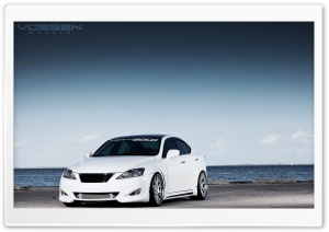 Lexus IS - VVSCV2 HD Wide Wallpaper for Widescreen