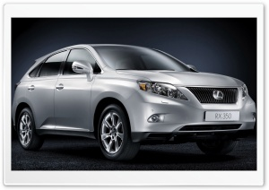 Lexus RX 350 HD Wide Wallpaper for Widescreen