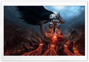 Lich King Diablo Ultra HD Wallpaper for 4K UHD Widescreen desktop, tablet & smartphone