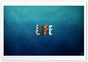 Life It Goes On HD Wide Wallpaper for 4K UHD Widescreen desktop & smartphone