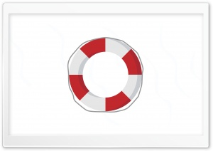 Lifebuoy Ring HD Wide Wallpaper for 4K UHD Widescreen desktop & smartphone