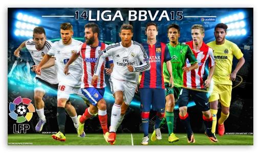 LIGA BBVA 2014 - 2015 ❤ 4K UHD Wallpaper for 4K UHD 16:9 Ultra High Definition 2160p 1440p 1080p 900p 720p ;