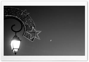 Light and Moon Ultra HD Wallpaper for 4K UHD Widescreen desktop, tablet & smartphone