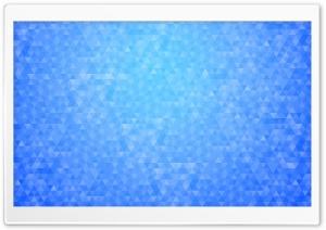 Light Blue Geometric Triangles Pattern Background Ultra HD Wallpaper for 4K UHD Widescreen desktop, tablet & smartphone