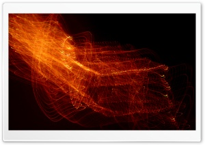 Light In High Motion-Locks Like Fire HD Wide Wallpaper for Widescreen