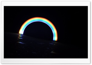 Light Rainbow HD Wide Wallpaper for Widescreen