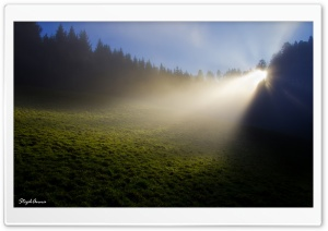 Light Rays HD Wide Wallpaper for Widescreen