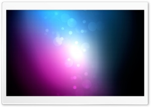 Light Sparks HD Wide Wallpaper for Widescreen