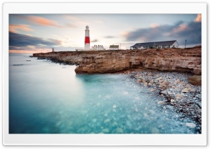 Lighthouse HD Wide Wallpaper for Widescreen