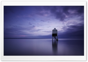 Lighthouse in Burnham-on-Sea,...
