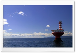 Lighthouse Ocean HD Wide Wallpaper for Widescreen