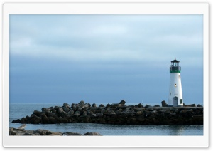 Lighthouse Sea 2 HD Wide Wallpaper for Widescreen
