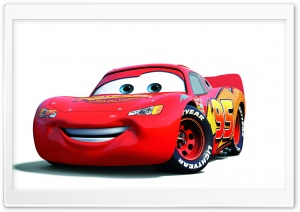 Lightning Mcqueen Cars Movie HD Wide Wallpaper for Widescreen