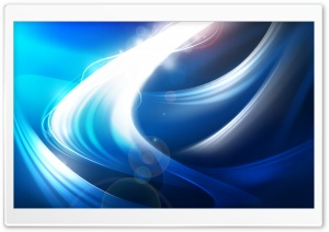 Lightplay Blue By Deadpxl 4 HD Wide Wallpaper for Widescreen