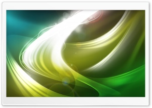 Lightplay Green By Deadpxl 1 HD Wide Wallpaper for Widescreen