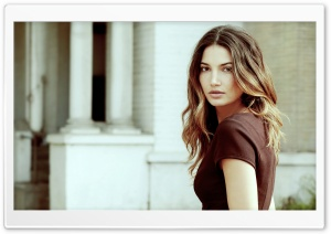 Lily Aldridge HD Wide Wallpaper for Widescreen