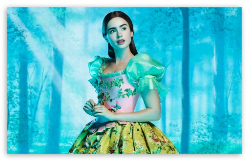 Lily Collins as Snow White ❤ 4K UHD Wallpaper for Wide 16:10 5:3 Widescreen WHXGA WQXGA WUXGA WXGA WGA ; 4K UHD 16:9 Ultra High Definition 2160p 1440p 1080p 900p 720p ; Standard 4:3 5:4 3:2 Fullscreen UXGA XGA SVGA QSXGA SXGA DVGA HVGA HQVGA ( Apple PowerBook G4 iPhone 4 3G 3GS iPod Touch ) ; Tablet 1:1 ; iPad 1/2/Mini ; Mobile 4:3 5:3 3:2 16:9 5:4 - UXGA XGA SVGA WGA DVGA HVGA HQVGA ( Apple PowerBook G4 iPhone 4 3G 3GS iPod Touch ) 2160p 1440p 1080p 900p 720p QSXGA SXGA ;