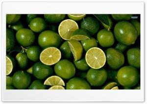 Limes Ultra HD Wallpaper for 4K UHD Widescreen desktop, tablet & smartphone