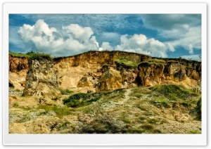 Limestone Mountain Ultra HD Wallpaper for 4K UHD Widescreen desktop, tablet & smartphone