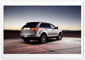 Lincoln MKX HD Wide Wallpaper for Widescreen