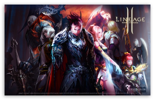 Lineage 2 lindvior | photo gallery | lineage 2 scarlet.