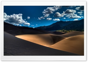 Lines In The Sand HD Wide Wallpaper for Widescreen