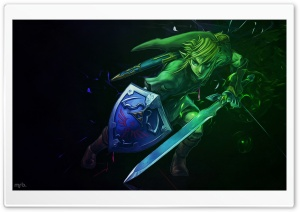 Link wallpaper HD Wide Wallpaper for Widescreen