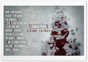 LINKIN PARK Ultra HD Wallpaper for 4K UHD Widescreen desktop, tablet & smartphone