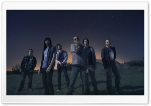 Linkin Park HD Wide Wallpaper for Widescreen