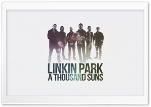 Linkin Park A Thousand Suns Ultra HD Wallpaper for 4K UHD Widescreen desktop, tablet & smartphone