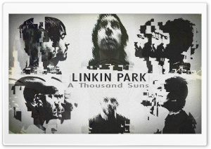 Linkin Park A Thousand Suns HD Wide Wallpaper for Widescreen