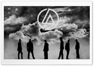 Linkin Park Ali Ghasaby Ultra HD Wallpaper for 4K UHD Widescreen desktop, tablet & smartphone