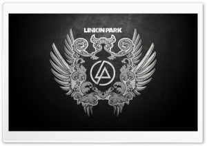 Linkin Park Logo HD Wide Wallpaper for 4K UHD Widescreen desktop & smartphone