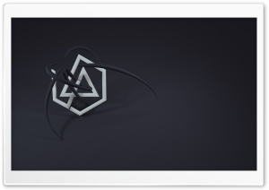 Linkin Park Logo by AliGhasaby Ultra HD Wallpaper for 4K UHD Widescreen desktop, tablet & smartphone
