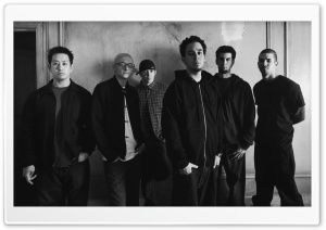 Linkin Park Poster Ultra HD Wallpaper for 4K UHD Widescreen desktop, tablet & smartphone