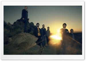 Linkin Park Poster HD Wide Wallpaper for Widescreen