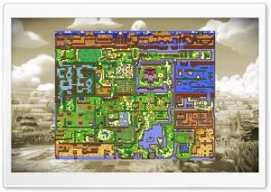 Links Awakening Ultra HD Wallpaper for 4K UHD Widescreen desktop, tablet & smartphone
