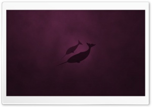 Linux Natty Narwhal HD Wide Wallpaper for Widescreen