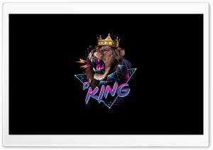 Lion King Roar HD Wide Wallpaper for 4K UHD Widescreen desktop & smartphone