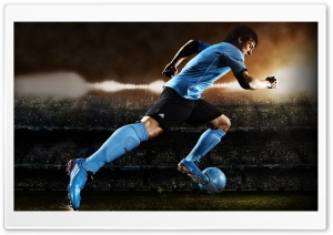 Lionel Messi HD Wide Wallpaper for Widescreen