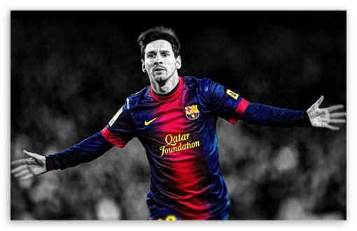 Download Lionel Messi HD Wallpaper